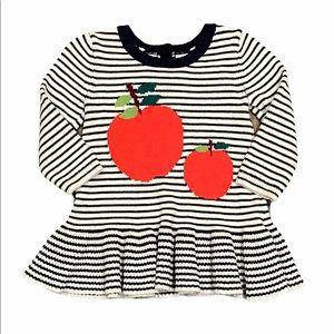 Gap apple sweater dress